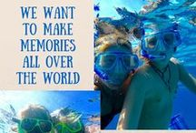 Travel Quotes / Travel Quotes that inspire and motivate us to continue with our Round the World adventure at http://zzzworldninjas.com/.