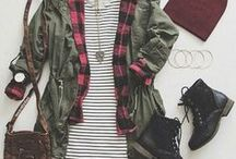 Flat Lays / Outfit Ideas / Outfit Inspiration / Style Inspiration