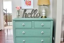 Home DIY Projects / How-to, DIY and Furniture upgrade ideas for the home.
