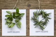 Holidays / by Elizabeth Jeanne