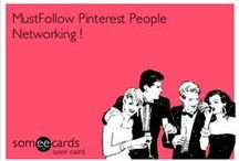 MustFollow Pinterest People Networking ! / You want to be on this board ? put Your profile photo on my Facebook page https://www.facebook.com/Internet.Business.Expert for me to post