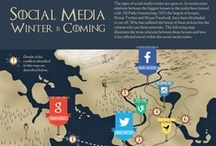 Infographics Social Media / by Alfonso SG