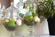 Hoppy Easter! / Bunnies, eggs, décor / by David N Natalie Jones