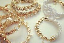 Jewelery, Watches & Diamonds / Bijoux, montres et diamants / by MariKamo Design
