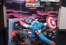 Marvel Avengers & More!! / Anything related to Marvel & DC Comics, Action Figures & More!! / by James Gambino