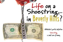 Life On A Shoestring ... In Beverly Hills? / A whimsical and inspirational handbook on my life as a single woman, which offers helpful, cost-saving tips and ideas for a healthy and wealthy mindset for anyone to use, wherever you live! Available to purchase along with a free gift with purchase I wrote please go to: http://lifeonashoestringinbeverlyhills.com/buy/ / by Christine Redlin