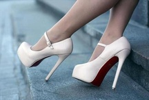 White Shoes / by MariKamo Design