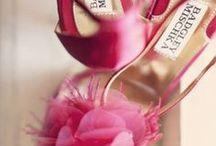 Fushia Shoes
