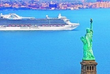 Cruising / Cruising the world's seas and oceans on cruise ships. / by Cygnus Jim