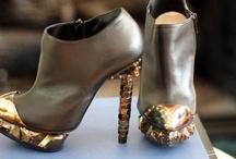 Khaki & Army Shoes