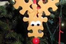 Christmas Ornaments / by Gwyn Kesler