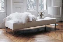 White is in the house / Home decor inspiration -★- White stuff...