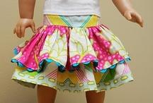 Doll clothes and ideas / by Marsha Stieva
