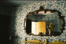 Mirrors srorriM are in the house / Home decor inspiration -★- Old mirrors, vintage, brilliant ideas...