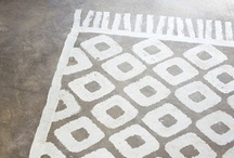 Rugs, painted floors, tiles and great floors are in the house / Rugs and painted floors -★- home decor inspirations