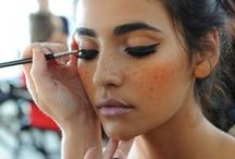 Makeup / Our forays in makeup, inspired by retro stars, seasons, art pieces -- everything! / by The Gloss