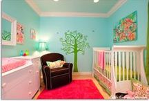 Dream Home - Kid's Rooms / by Heather Ray