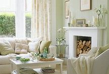 Living Room Revival / Ideas for new and improved living room / by Amy Ebbers