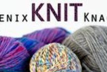 Phoenix Knit Knacks