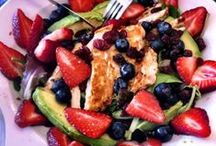 #delicious&nutritious  / Healthy Food Choices / by Megan Meroney