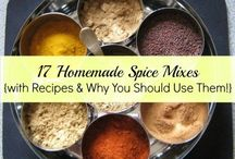 Real Food Sauces, Spices, & Mixes / by Heather Ray