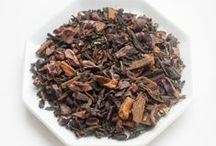 Spicely Organics Pu-erh Tea / All Spicely Organics pu-erh teas and pu-erh tea blends are Certified Organic and Certified Gluten-Free. / by Spicely Organics