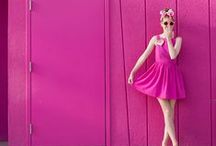 Live Colorfully / Pinks / Life is full of colors, I usually go for the bright ones! This is all about Pink!