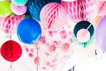 Live Colorfully / Bright & Bold