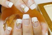 Seizoen Winter Nails