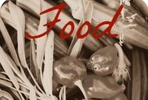 Food / A shrine to my love of food is available at TheFoodAdventuress.com