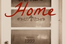 Home / Inspiration and ideas for The Good House. / by Bethany Stephens