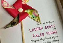 Rule42 Pinwheels / photos of pinwheels I've custom made / by Kellee Nelson