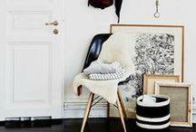 Favorite Spaces / thoughts for the abode