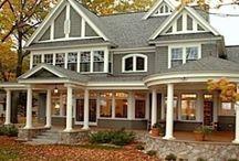 Homes / by Jennifer Stovall