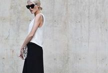 fashion and style / street style, runway, and everything in between