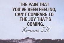 Strength because of Him
