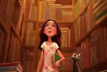 """""""libraries"""" / by Melanie Dobbs"""