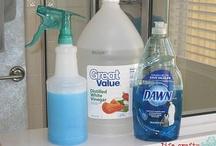 great ideas to save money around the home / by Wanda Davis