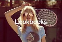 Lookbooks / Get into the latest and greatest.