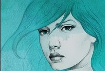 I love Teal / by Marie-Pier Côté