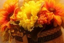 ღ.¸¸.✿❤Amarillos y naranjas - Yellow and orange / by Elisabeth  ღ.¸¸.✿❤