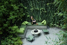decks and outdoor spaces / decks, city gardens, outdoor spaces / by HENNA BLOSSOM | a work in progress