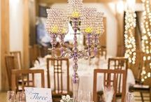 Wedding Table Decorations / The best wedding ideas for table decorations.