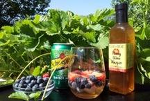 Using Honey Wine Vinegar / Recipes and tips for using Slide Ridge Honey Wine Vinegar