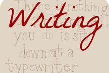 Writing / Words + Writing + Authors