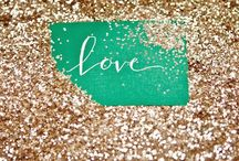 Glitter Makes Everything Better! / by The Principal of Fashion