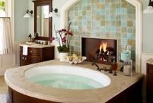 Bathrooms  / by Wanda Davis