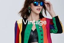 #Vintage / A fresh edit of vintage Moschino, Chanel, Dolce & Gabbana, Versace, and more!