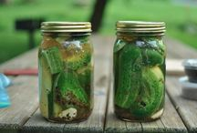 Canning/Pickling / I've never canned or pickled anything... but I want to.