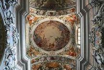 ღ✿❤Arte en el cielo - Art in heaven / Un lugar para compartir todo el arte de los techos que se puede admirar en catedrales, museos y palacios.A place to share all the art you can admire ceilings in cathedrals, museums and palaces.